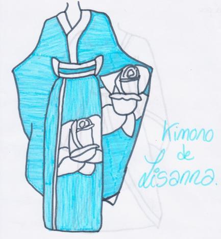 Les kimono des filles