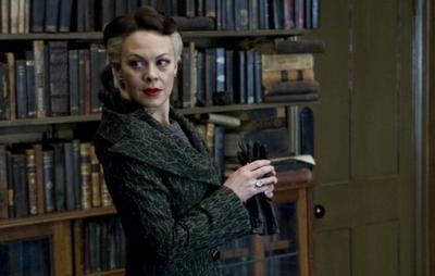 17. Helen McCrory, dans 'The Queen' (2006)