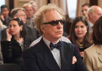 20. Alan Rickman, dans 'Gambit, arnaque à l'anglaise' (2013)