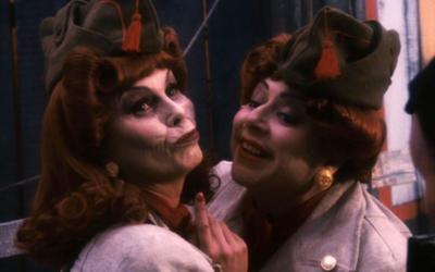 44. Miriam Margolyes, dans 'James et la pêche géante' (1997) et 'Comme chiens et chats' (2001)