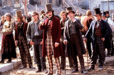'Gangs of New York', de Martin Scorsese (2002)