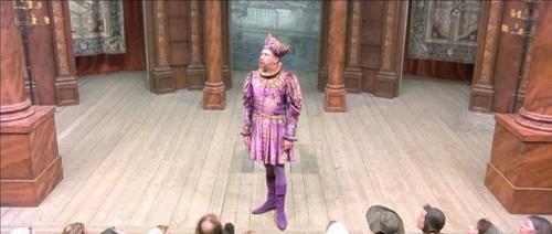 'Shakespeare in Love', de John Madden (1999)