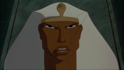 59. Ralph Fiennes, dans 'Le Prince d'Egypte' (1998)