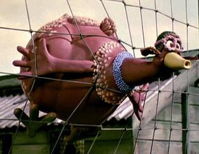 'Chicken Run', de Nick Park et Peter Lord (2000)
