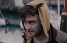 61. Daniel Radcliffe, dans 'Horns' (2014)