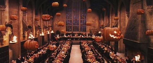 Thé d'Halloween