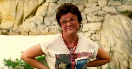 68. Julie Walters, dans 'Mamma Mia !' (2008)