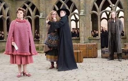 Le professeur McGonagall / Maggie Smith