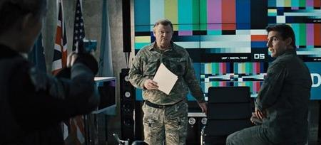 83. Brendan Gleeson, dans 'Edge of Tomorrow' (2014)
