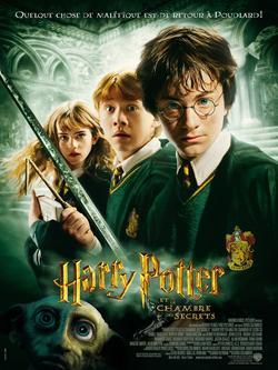 HARRY POTTER ET LA CHAMBRE DES SECRETS (Chris Columbus, 2002)