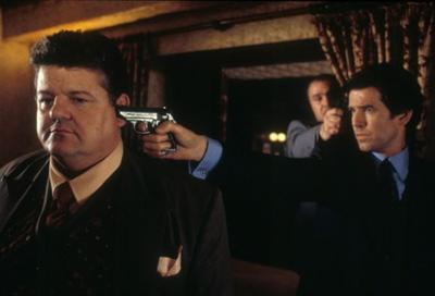 84. Robbie Coltrane, dans 'James Bond', films 17 et 19 (1995 et 1999)