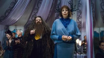 'Elona Holmes' (2020), avec Helena Bonham Carter, Fiona Shaw et Frances de la Tour