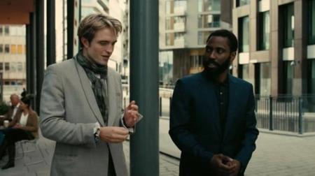 'Tenet' (2020), avec Kenneth Branagh, Robert Pattinson et Clémence Poésy