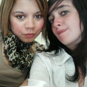 Marie Ange et moi