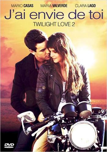 J 39 ai envie de toi twilight love 2 idee films ados - 3 metre au dessus du ciel 2 ...