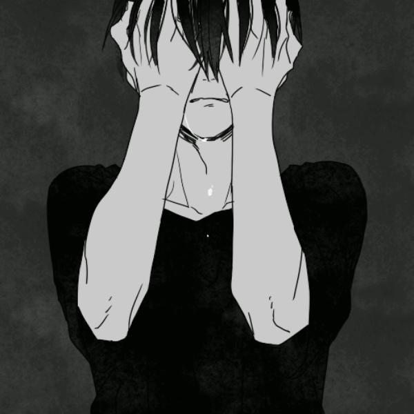 Sad Boy Alone Quotes: Image Manga Garçon Qui Pleur