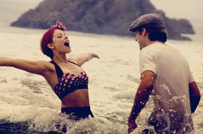 """"""" - Quand mes rêves se réaliseront, celle que je veux à mes côtés, c'est toi. C'est toi Peyton. """""""
