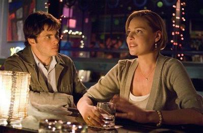 """"""" L'embrasser a changé ma vie. J'ai compris à quel point j'avais envie d'être avec toi en embrassant la mauvaise personne. """""""