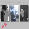 _____♥ Une Année , trois mois