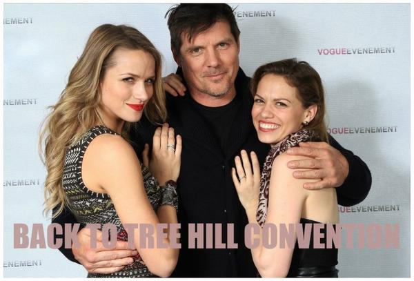 Back to Tree Hill convention