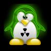 pingouin fluorescent