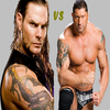 Jeff Hardy VS Batista
