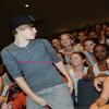 Que fais Justin ? PTDR
