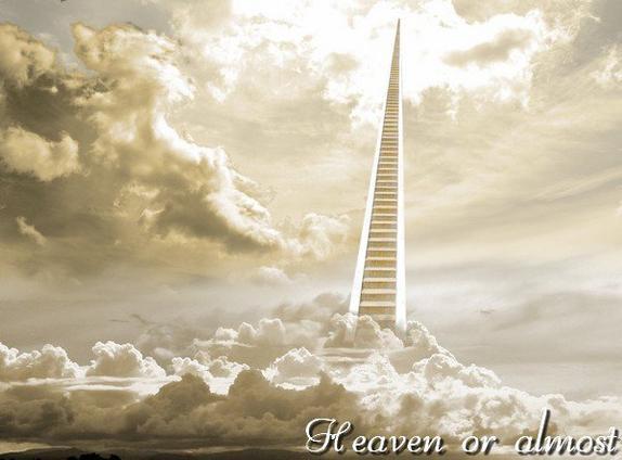 Chapitre 6 : Le paradis ou presque...