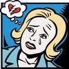 CHAGRIN D'AMOUR ;  On l'aime toujours et il ne nous aime plus. Il l'a dit, c'est fini, et ça fait très mal.