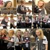 25/10/09 Dakota Fanning et Rachel Zoe ont essayer le jeu Style Savvy sur la nouvelle DSI à Madison !