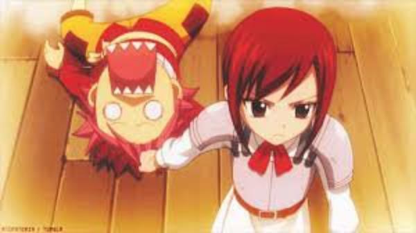 Fairy Tail = Une guilde pas comme les autres