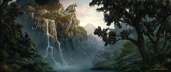 Just a Dream, un Rêve qui deviendra une réalité !