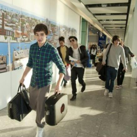One Direction ==> USA <3 partie 2 ♥