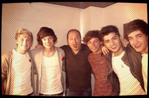 ♥ One Direction in Paris ♥ Partie 2