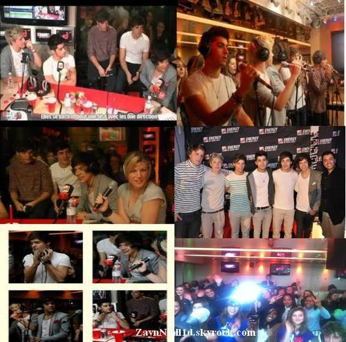 ♥ One Direction in Paris ♥ Partie 3