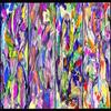 De toutes les couleurs : 4 (pastels et encres) (32,5 x 25 ) cm