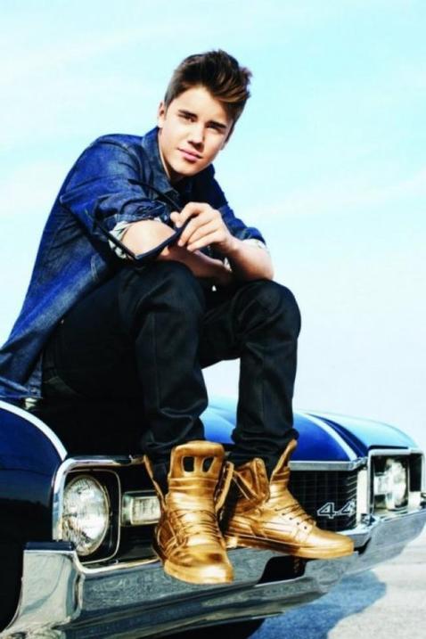 """Nouvels Photos de Justin pour """"BELIEVE'"""