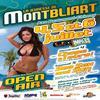Mega Open air party de Monbliart le 4,5 et 6 Juillet