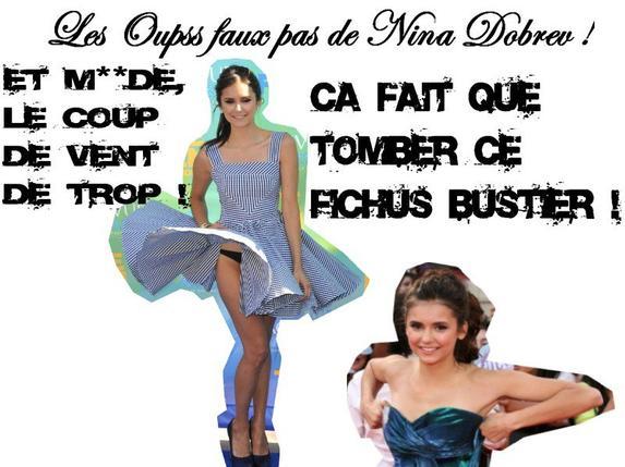 Rubrique : Fashion Faux pas