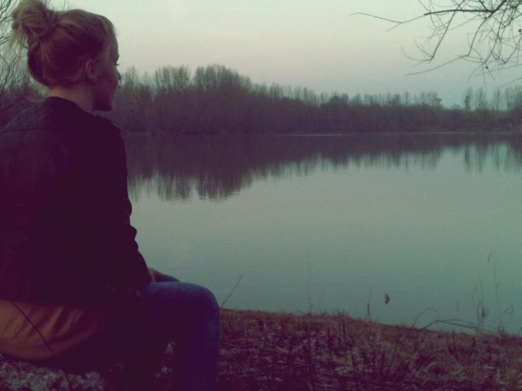 """""""J'ai aimé un être de tout mon c½ur et de toute mon âme et pour moi c'est plus que suffisant."""""""