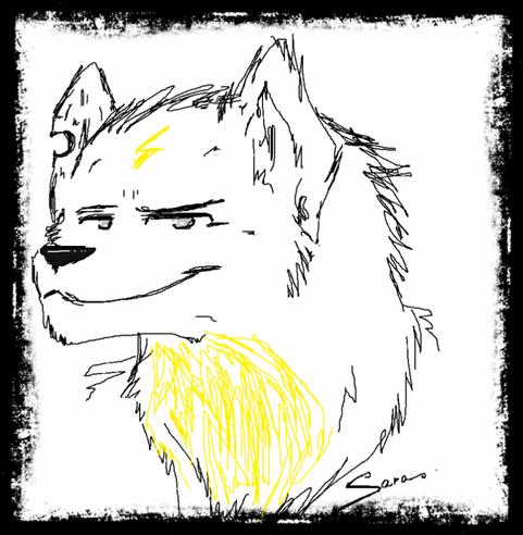 WOLF! =)