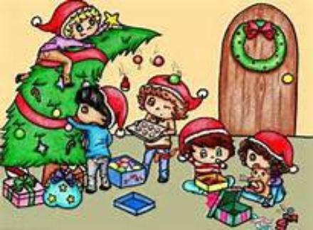 Chapitre 55: Merry christmas
