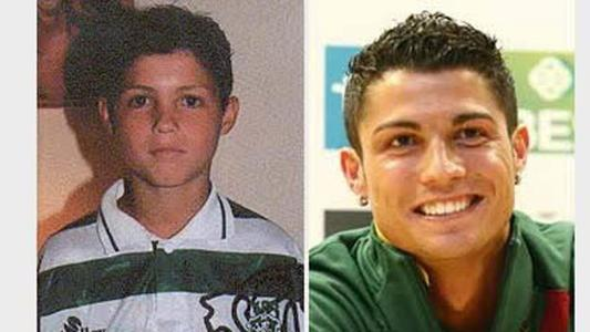 "Image search result for ""childhood hard cristiano ronaldo"""