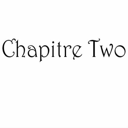 -We Are WolfI Chapitre Two.