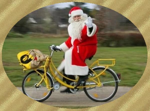 La Poste Pere Noel Le courrier du Père Noël de La Poste, c'est parti!   Magie Du