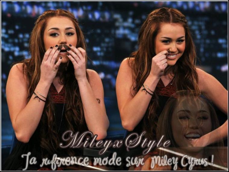 Bienvenue sur MileyxStyle