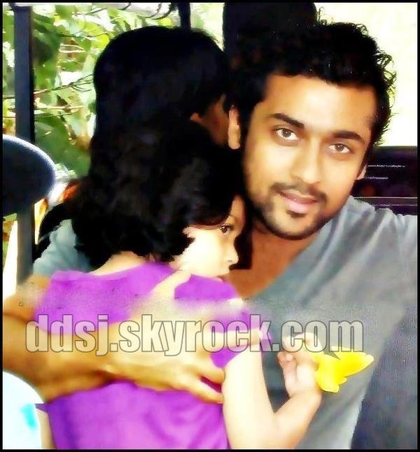 Diya With Surya