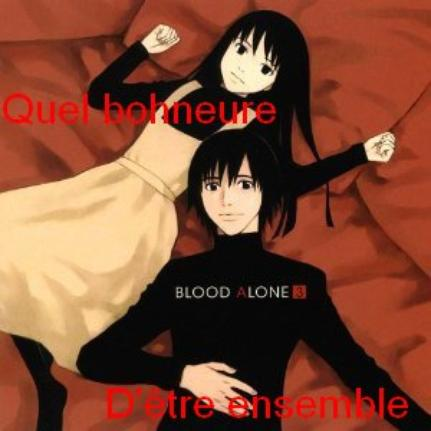 Conseille manga Blood Alone