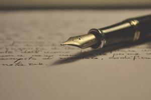- Ecrire un texte.. -