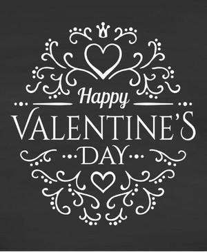 - St Valentin -